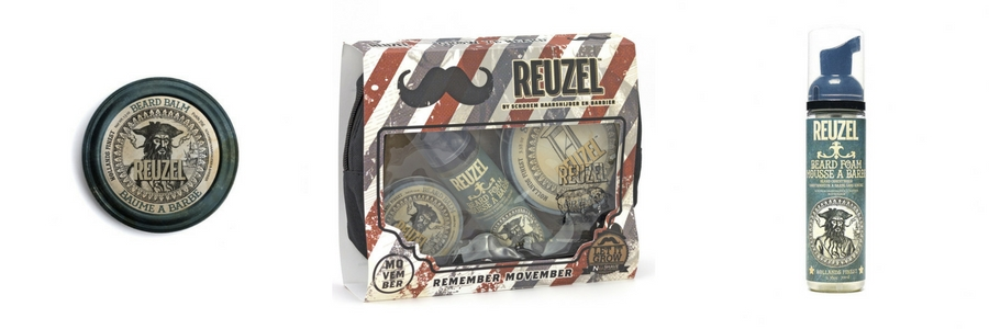 Reuzel kit de barbe