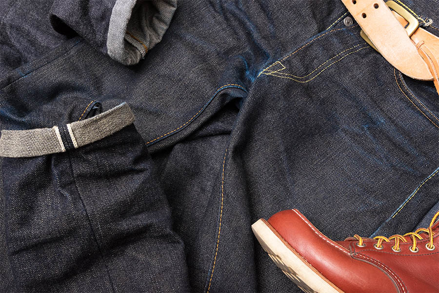 Origines du denim