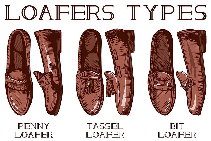 Loafers chaussures idéales pour le printemps