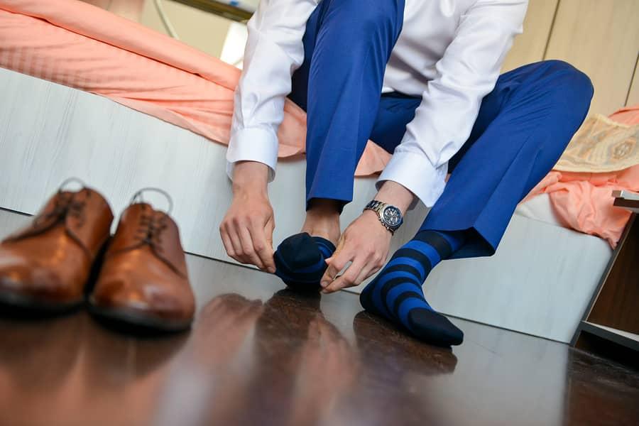 Les chaussettes pour homme