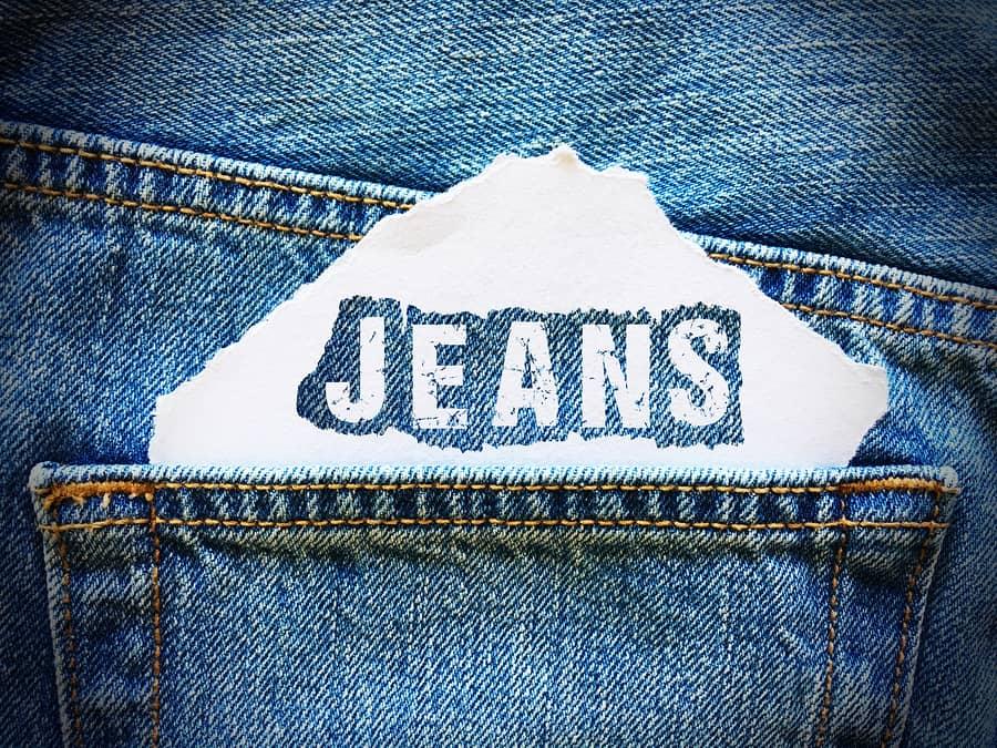 Le jean - Basique du vestiaire masculing