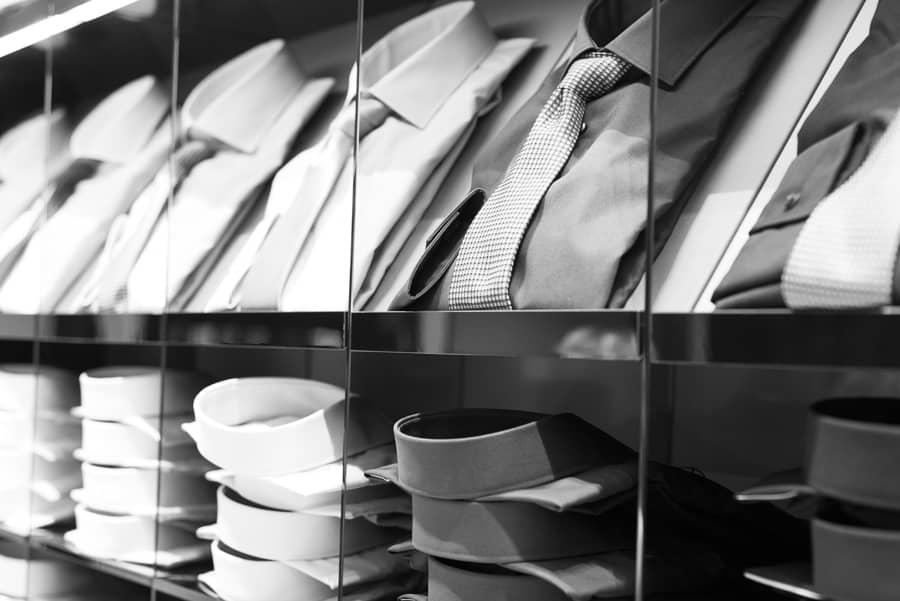 Tissages et tissus de chemises
