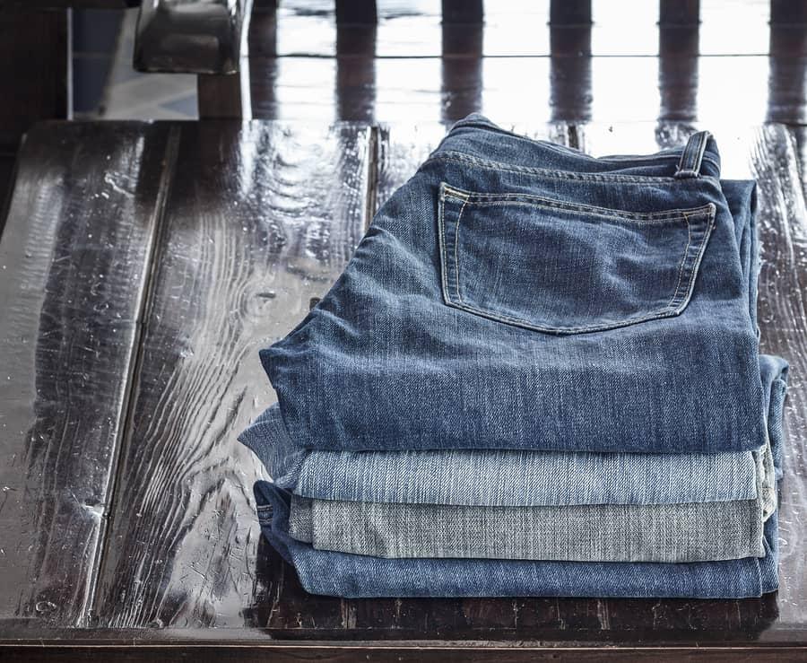 Comment laver ses jeans?