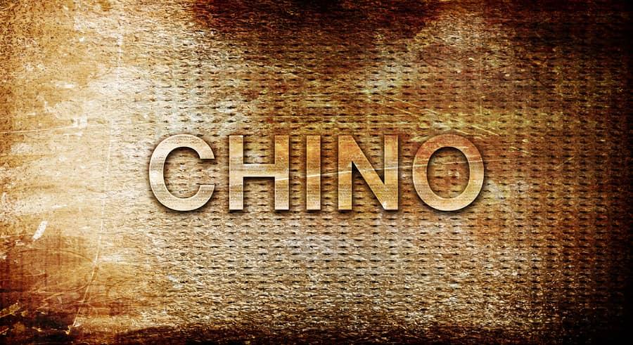 Le chino, basique du vestiaire masculin