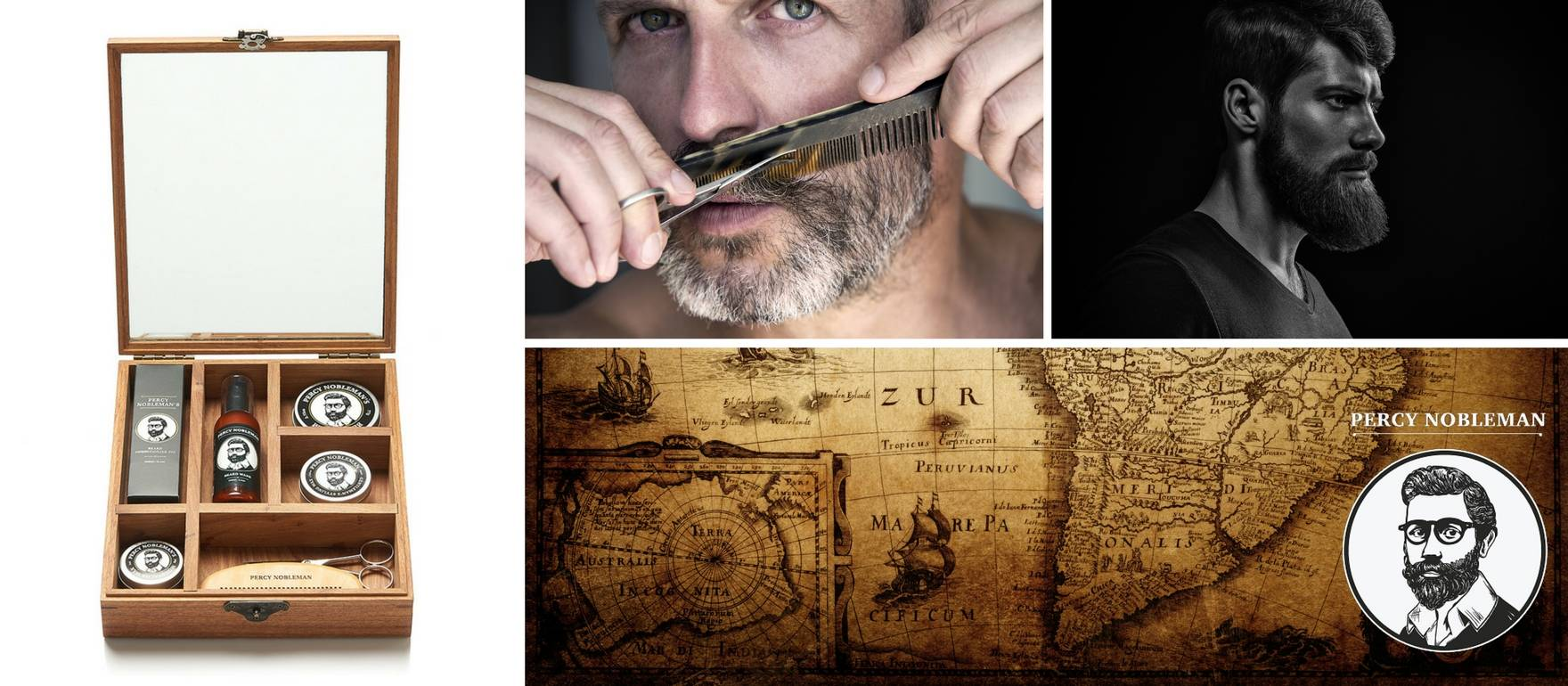Soins de barbe