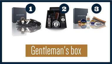 Gentleman's Box - Idée Cadeau